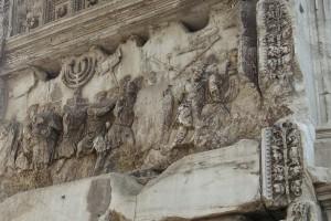 Forum Romanum - Titusbogen © Thomas Michael Glaw