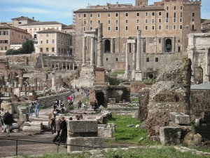 Forum Romanum - © Thomas Michael Glaw